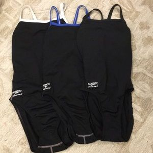 Speedo Endurance Flyback Competition Swim Suits
